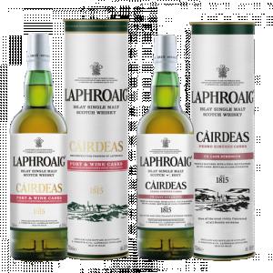 Laphroaig Single Malt Scotch Cairdeas