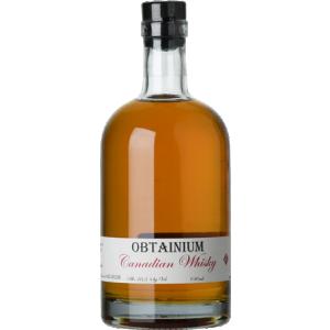 Obtainium 27 Year Old Canadian Whiskey 750 ML